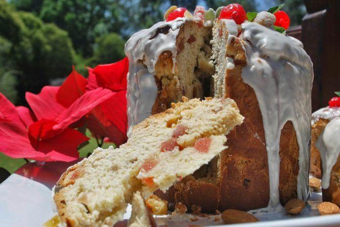 pan dulce navideno