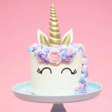 pastel unicornio 1 piso