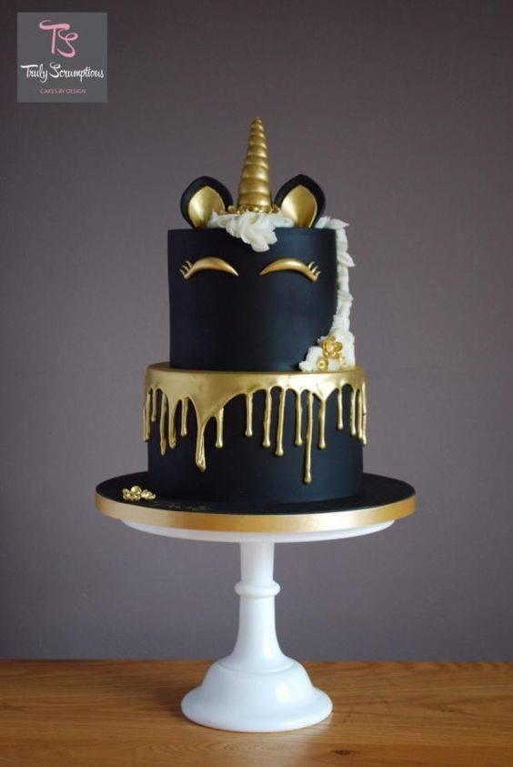 pastel unicornio 2 pisos