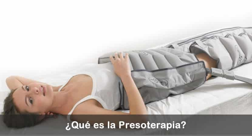 presoterapia beneficios celulitis
